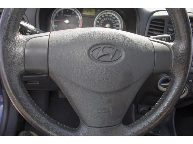 2009 Hyundai Accent GL Sport (Stk: 8EC6722B) in Surrey - Image 16 of 22