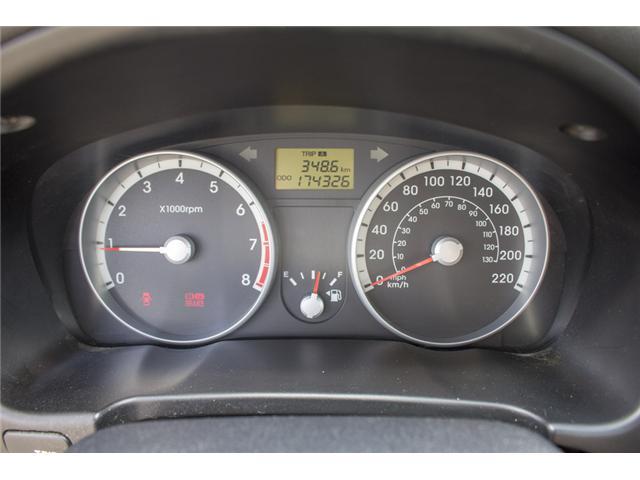 2009 Hyundai Accent GL Sport (Stk: 8EC6722B) in Surrey - Image 17 of 22