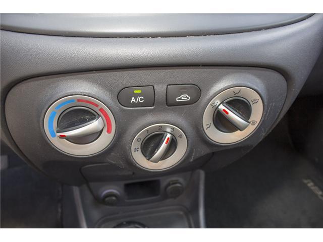 2009 Hyundai Accent GL Sport (Stk: 8EC6722B) in Surrey - Image 19 of 22