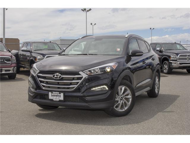 2017 Hyundai Tucson Premium (Stk: EE892300) in Surrey - Image 3 of 26