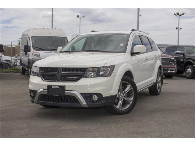2016 Dodge Journey Crossroad (Stk: H566832A) in Surrey - Image 3 of 29