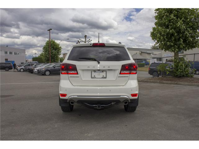 2016 Dodge Journey Crossroad (Stk: H566832A) in Surrey - Image 6 of 29