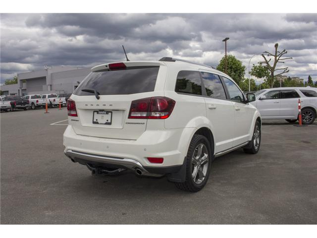 2016 Dodge Journey Crossroad (Stk: H566832A) in Surrey - Image 7 of 29
