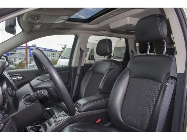 2016 Dodge Journey Crossroad (Stk: H566832A) in Surrey - Image 11 of 29