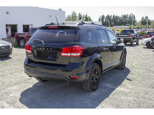2017 Dodge Journey SXT (Stk: H563766) in Abbotsford - Image 7 of 28