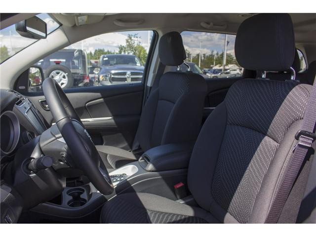2017 Dodge Journey SXT (Stk: H563766) in Abbotsford - Image 11 of 28