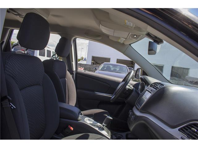 2017 Dodge Journey SXT (Stk: H563766) in Abbotsford - Image 19 of 28