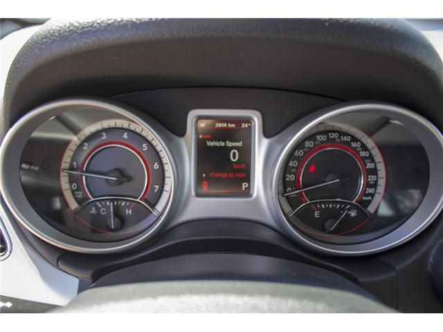 2017 Dodge Journey SXT (Stk: H563766) in Abbotsford - Image 22 of 28