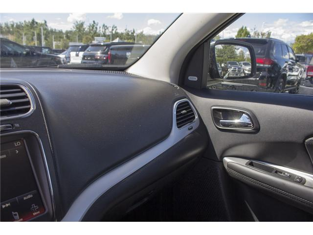2017 Dodge Journey SXT (Stk: H563766) in Abbotsford - Image 27 of 28