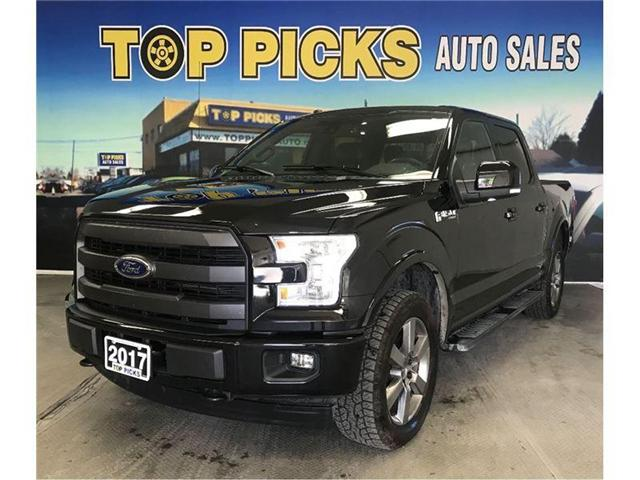 2017 Ford F-150 Lariat (Stk: 07949) in NORTH BAY - Image 1 of 18
