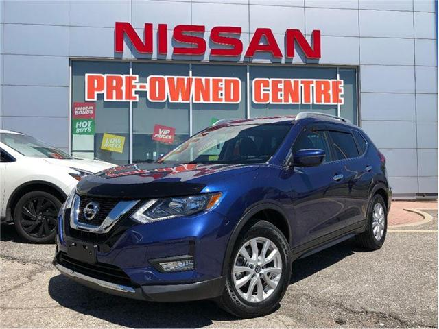 2017 Nissan Rogue SV (Stk: U2971) in Scarborough - Image 1 of 21