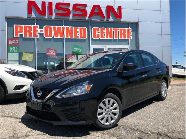 2016 Nissan Sentra 1.8 S (Stk: M9223A) in Scarborough - Image 1 of 13