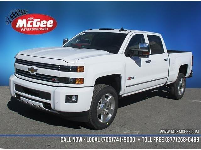 2019 Chevrolet Silverado 2500HD LT (Stk: 19005) in Peterborough - Image 1 of 3