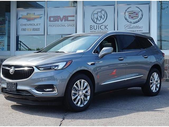 2018 Buick Enclave Premium (Stk: 18681) in Peterborough - Image 1 of 3