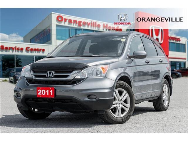 2011 Honda CR-V EX (Stk: V18135A) in Orangeville - Image 2 of 20