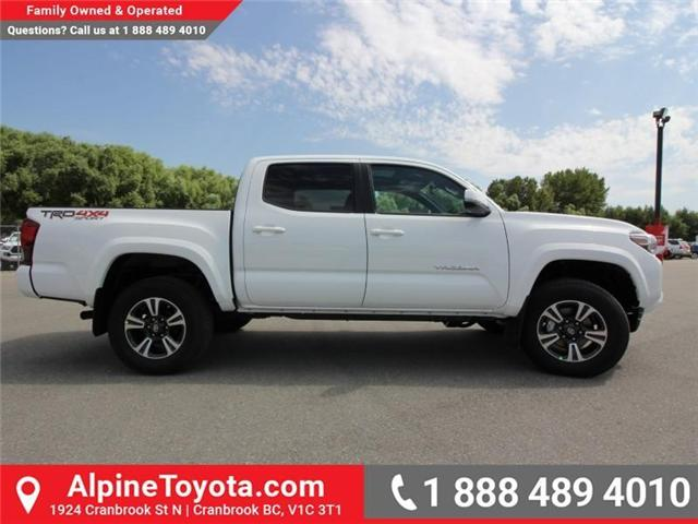 2018 Toyota Tacoma TRD Sport (Stk: X151317) in Cranbrook - Image 5 of 18