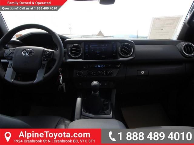 2018 Toyota Tacoma TRD Sport (Stk: X151317) in Cranbrook - Image 9 of 18