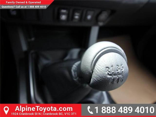 2018 Toyota Tacoma TRD Sport (Stk: X151317) in Cranbrook - Image 14 of 18