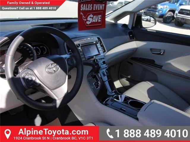 2016 Toyota Venza Base V6 (Stk: S836179B) in Cranbrook - Image 7 of 16