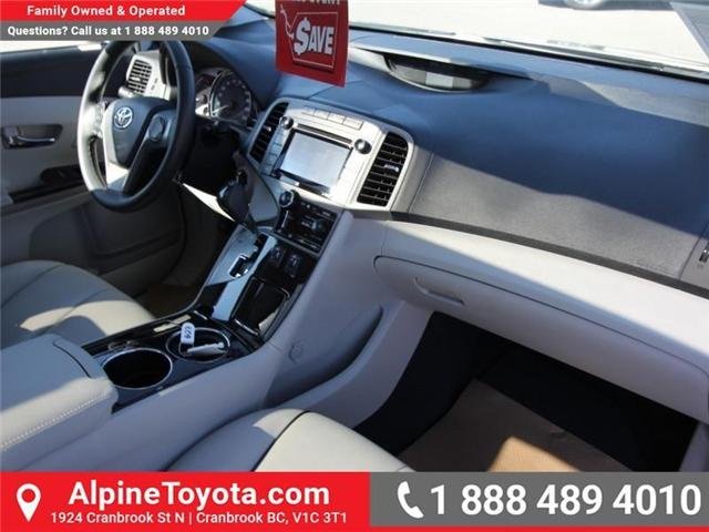 2016 Toyota Venza Base V6 (Stk: S836179B) in Cranbrook - Image 9 of 16