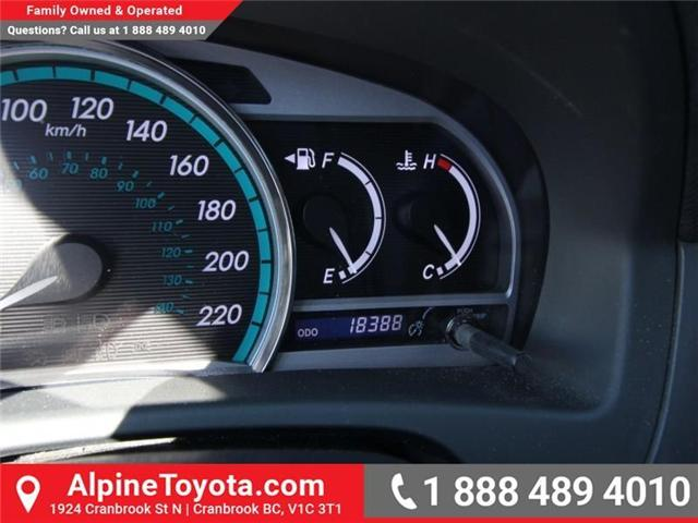 2016 Toyota Venza Base V6 (Stk: S836179B) in Cranbrook - Image 11 of 16