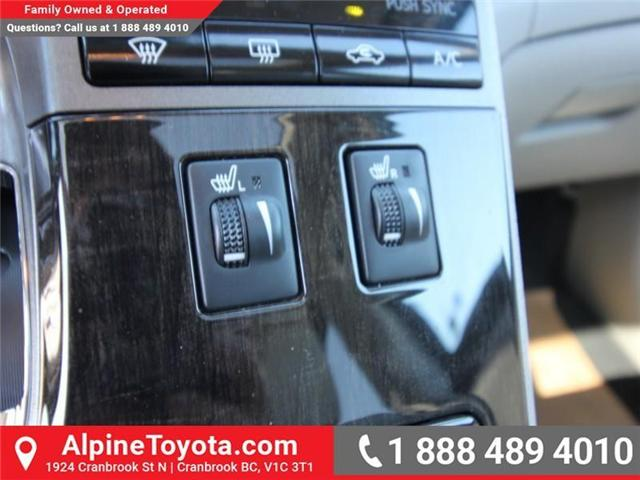 2016 Toyota Venza Base V6 (Stk: S836179B) in Cranbrook - Image 13 of 16
