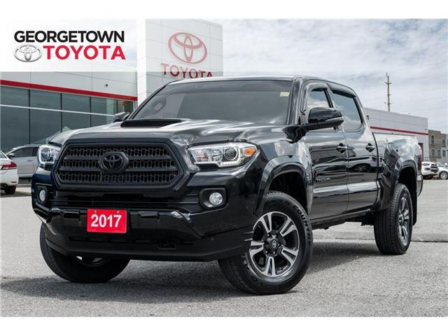 2017 Toyota Tacoma  (Stk: 17-23976) in Georgetown - Image 1 of 20