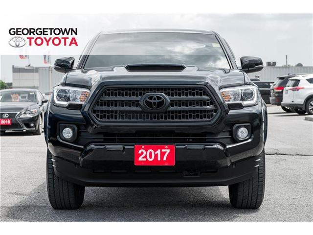 2017 Toyota Tacoma  (Stk: 17-23976) in Georgetown - Image 2 of 20