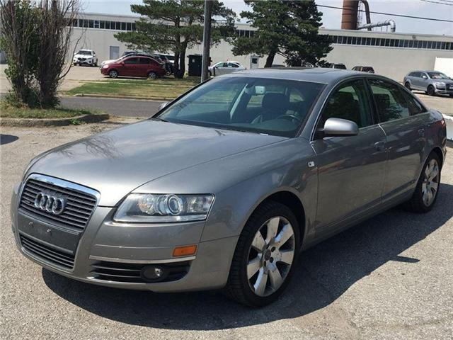 2006 Audi A6 3.2 (Stk: C5313) in North York - Image 1 of 6