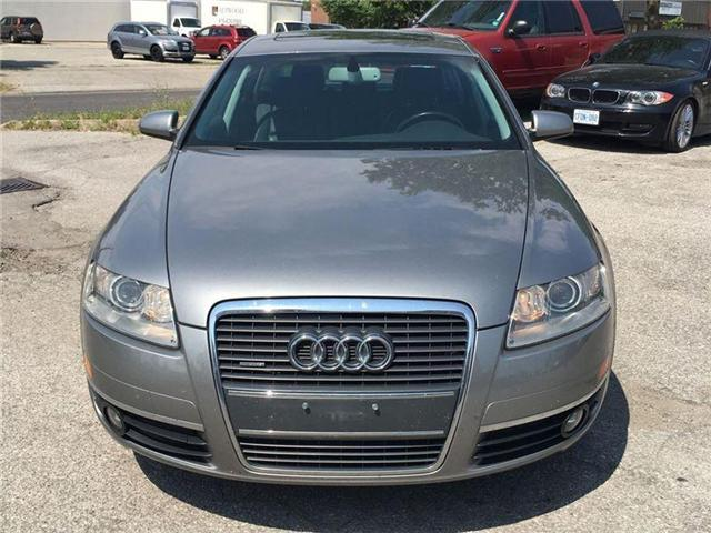 2006 Audi A6 3.2 (Stk: C5313) in North York - Image 2 of 6