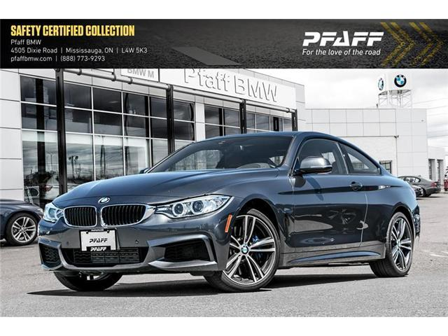 2016 BMW 435i xDrive (Stk: 20529A) in Mississauga - Image 1 of 20
