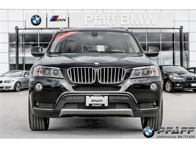2014 BMW X3 xDrive28i (Stk: U5019) in Mississauga - Image 2 of 22