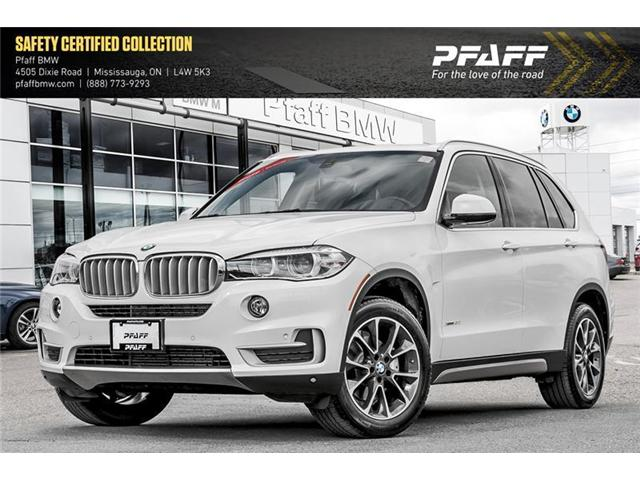 2016 BMW X5 xDrive35i (Stk: U5021) in Mississauga - Image 1 of 19