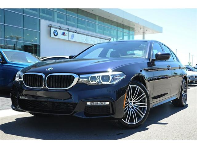 2018 BMW 540d xDrive (Stk: 8474925) in Brampton - Image 1 of 12