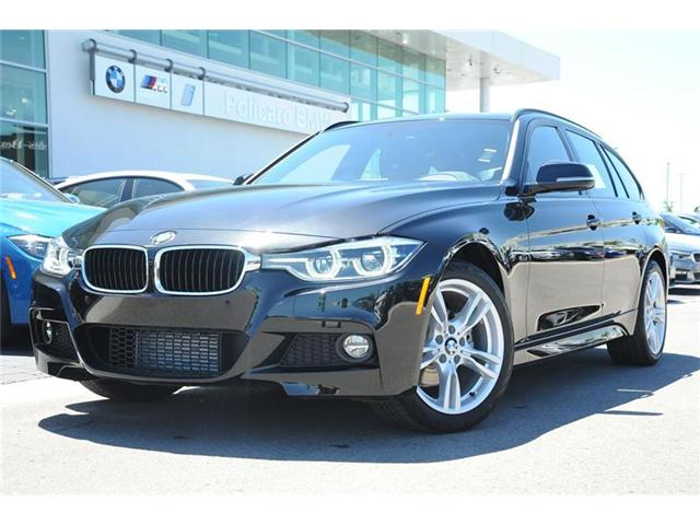 2018 BMW 328d xDrive Touring (Stk: 8486111) in Brampton - Image 1 of 12
