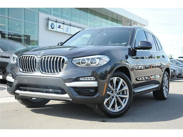2018 BMW X3 xDrive30i (Stk: 8D72447) in Brampton - Image 1 of 12