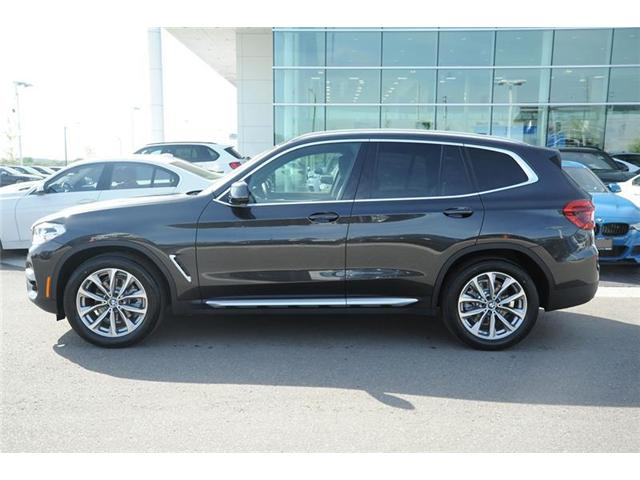 2018 BMW X3 xDrive30i (Stk: 8D72447) in Brampton - Image 2 of 12