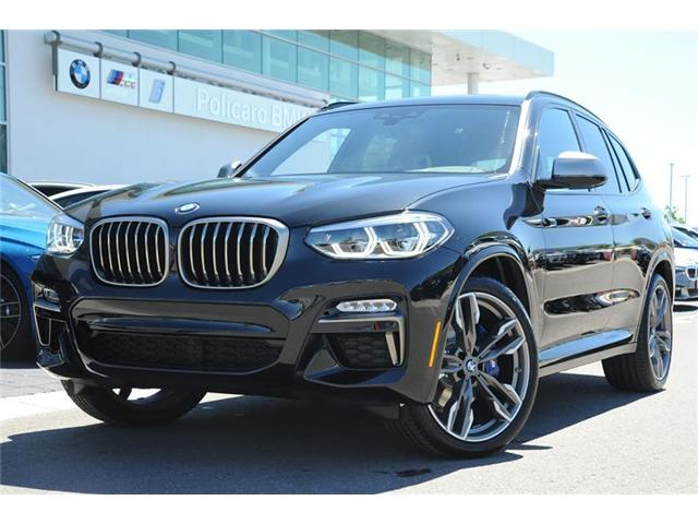 2018 BMW X3 M40i (Stk: 8Z00160) in Brampton - Image 1 of 14