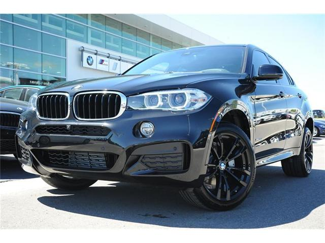 2018 BMW X6 xDrive35i (Stk: 8Z62091) in Brampton - Image 1 of 12