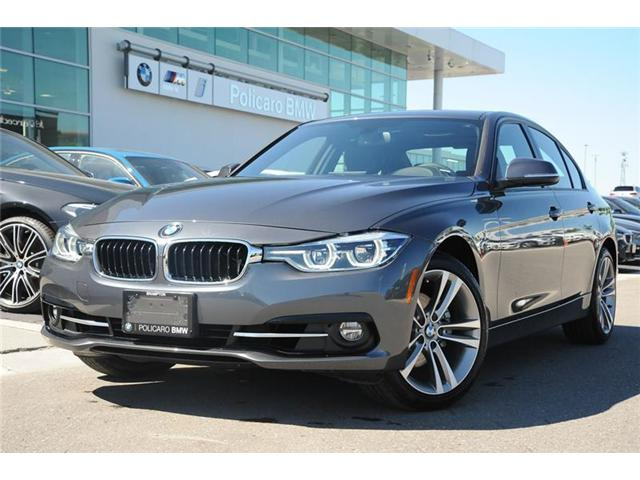 2018 BMW 330 i xDrive (Stk: 8B35770) in Brampton - Image 1 of 12