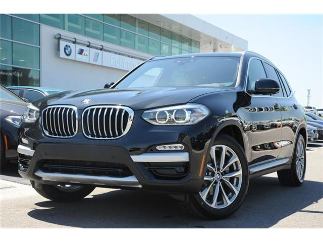 2018 BMW X3 xDrive30i (Stk: 8D72562) in Brampton - Image 1 of 12