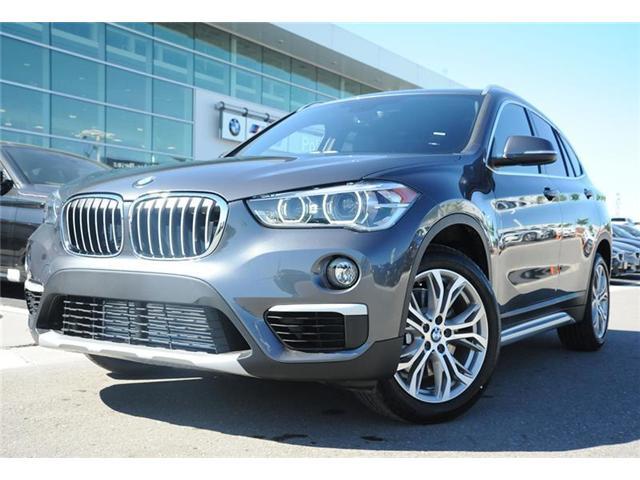 2018 BMW X1 xDrive28i (Stk: 8L29721) in Brampton - Image 1 of 11