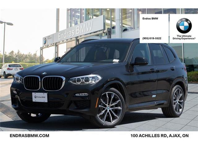 2018 BMW X3 xDrive30i (Stk: 35180) in Ajax - Image 1 of 22