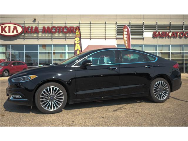 2017 Ford Fusion SE (Stk: P4376) in Saskatoon - Image 1 of 30