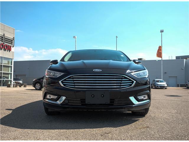 2017 Ford Fusion SE (Stk: P4376) in Saskatoon - Image 2 of 30