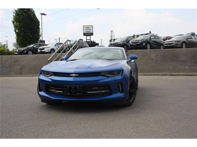 2018 Chevrolet Camaro 1LS (Stk: 1812790) in Kitchener - Image 1 of 10