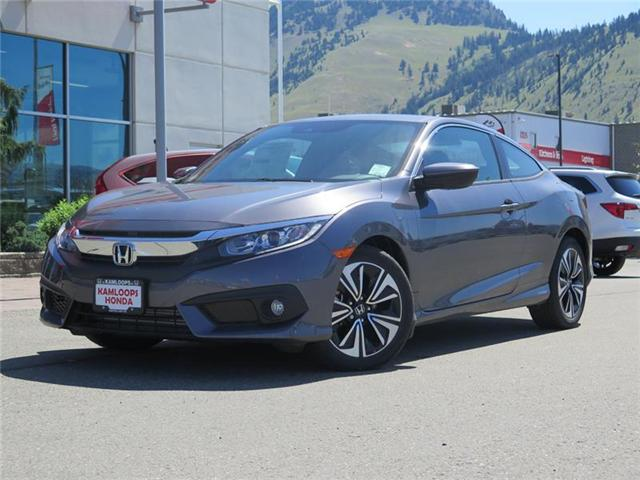 2018 Honda Civic EX-T (Stk: N13915) in Kamloops - Image 1 of 21