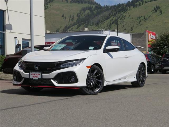 2018 Honda Civic Si (Stk: N13969) in Kamloops - Image 1 of 22