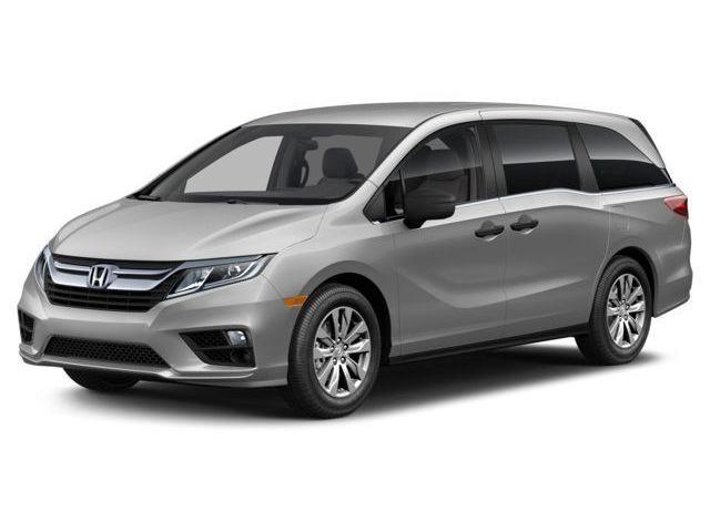 2019 Honda Odyssey EX-L (Stk: N14030) in Kamloops - Image 1 of 2