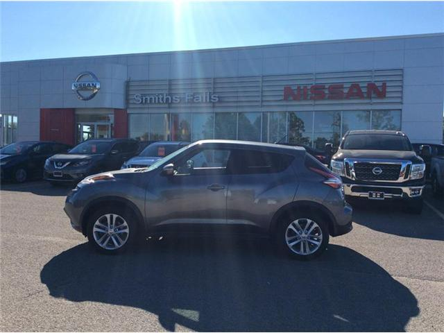 2016 Nissan Juke SV (Stk: 18-091A) in Smiths Falls - Image 1 of 13